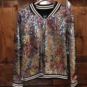 victoria secret fashion show jacket